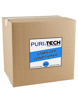 5 Lbs Puri Tech Stabilizer Conditioner Cyanuric Acid Uv Protection For Swimming Pools And Spas by Puri Tech