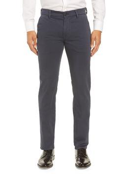 Slim Fit Chino Pants by Boss