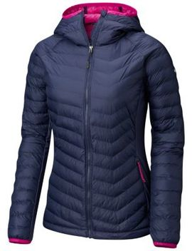 Women's Powder Lite™ Light Hooded Jacket by Columbia Sportswear
