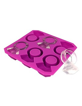 Kikkerland® Design Diamond Ring Ice Tray by Bed Bath And Beyond