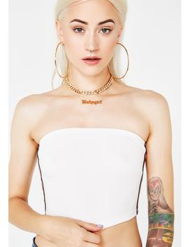 Show Stopper Tube Top by Blue Blush