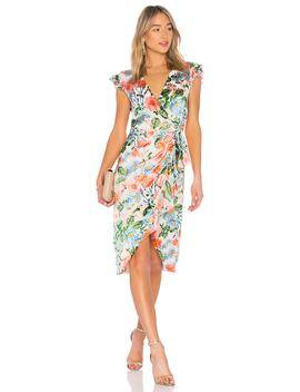 Garnet Dress by Alice + Olivia