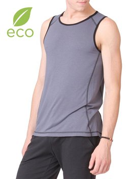 The Men's Practice Top In Soot Final Sale by Anjali