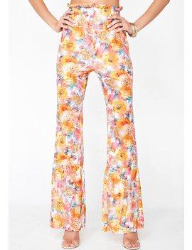 Hella Spicy Burnout Pants by Ebonie N Ivory