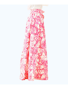 Goop X Lilly Pulitzer Lilly Maxi Skirt by Lilly Pulitzer