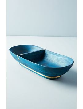 Wood Condiment Tray by Anthropologie