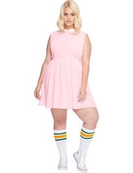 Plus Size Eleven Dress Smocked Costume by Melonhopper