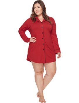 Plus Size Bella Plus Nightshirt by Cosabella