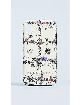 Preen Line Floral Phone Case by Preen By Thornton Bregazzi