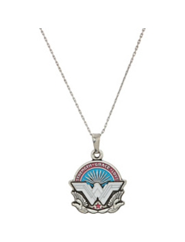 "Wonder Woman Strength Grace Love 32"" Necklace by Alex And Ani"