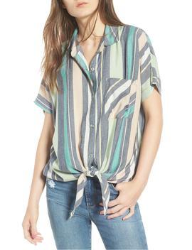 Demi Stripe Shirt by O'neill