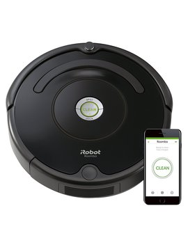 I Robot Roomba 671 Robot Vacuum With Wi Fi Connectivity, Works With Alexa, Good For Pet Hair, Carpets, And Hard Floors by I Robot