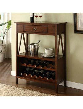 Darby Home Co Beckham 14 Bottle Floor Wine Bottle Rack & Reviews by Darby Home Co