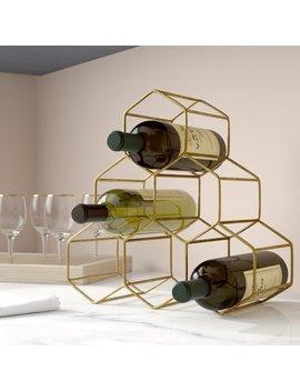 Willa Arlo Interiors Stetson 6 Bottle Tabletop Wine Rack & Reviews by Willa Arlo Interiors