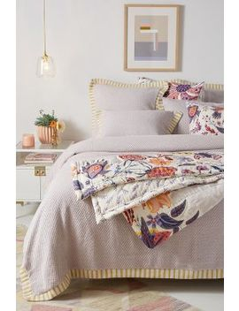 Woven Andree Duvet Cover by Anthropologie
