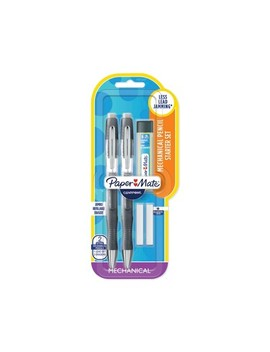 Paper Mate® #2 Mechanical Pencils With Lead, 0.7mm, 2ct by Paper Mate