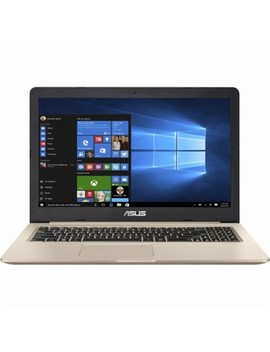 "Vivo Book Pro 15 N580 Vd 15.6"" Touch Screen Laptop   Intel Core I7   16 Gb Memory   Nvidia Ge Force Gtx 1050   512 Gb Ssd   Gold And Metal With Hairline Finish by Asus"