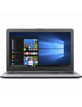 "Vivo Book 15.6"" Laptop   Intel Core I7   8 Gb Memory   256 Gb Solid State Drive   Dark Gray/Silver by Asus"