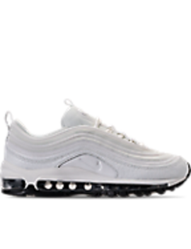 Women's Nike Air Max 97 Leather Casual Shoes by Nike