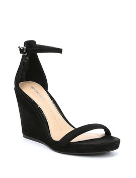 Dunella Banded Wedges by Generic