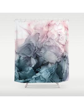 Shower Curtain by Elizabeth Karlson