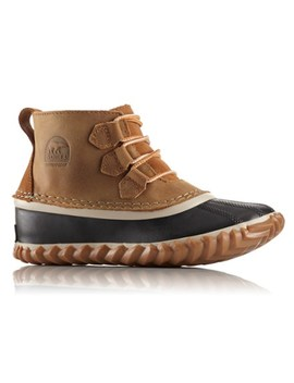 Sorel   Out N About Leather Duck Boots   Women's by Sorel