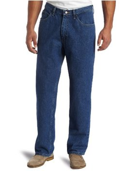 Lee Men's Relaxed Fit Straight Leg Jean by Lee