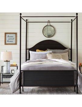 Laurel Foundry Modern Farmhouse Eglantier Canopy Bed & Reviews by Laurel Foundry Modern Farmhouse