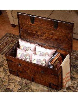 Loon Peak Hallowell Large Blanket Box & Reviews by Loon Peak