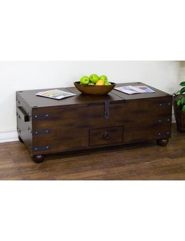 Sunny Designs Santa Fe Trunk Coffee Table by Generic