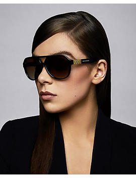 Privé Revaux Black Nash Sunglasses by Express