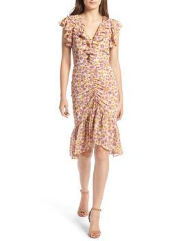 Daphine Midi Dress by Wayf