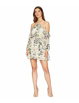 Off The Shoulder Floral Dress by Bb Dakota