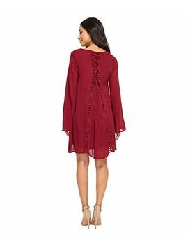 Riley Bell Sleeve Dress by American Rose