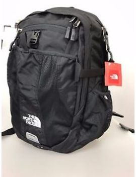 The North Face Women's Recon Laptop Backpack Tnf Black Nf00 Cp9 Fjk3 by The North Face