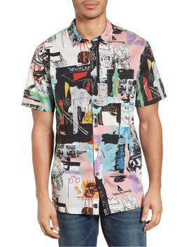 X Warhol Factory Shirt by Billabong