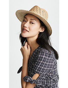 Zoe Straw Hat by Rag & Bone
