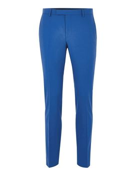 Twisted Tailor Blue 'ellroy' Pants by Topman
