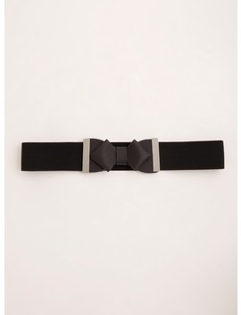Bow Metal Side Waist Belt by Torrid