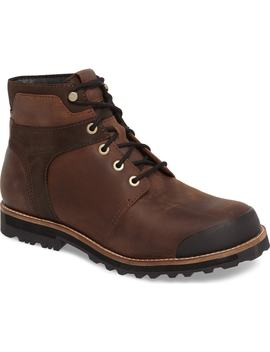 The Rocker Waterproof Plain Toe Boot by Keen