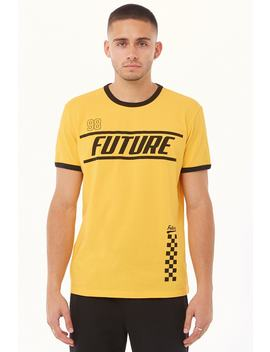 Future Graphic Ringer Tee by Forever 21