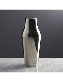 French Cocktail Shaker by Crate&Barrel
