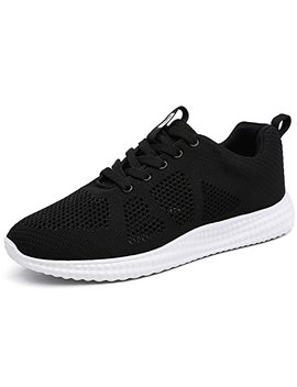 Yole Women's Lightweight Sneakers Breathable Athletic Mesh Running Shoes Sports Tennis Walking Shoes Gym by Yole