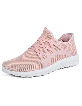 Mxson Womens Sneakers Ultra Lightweight Breathable Mesh Sport Gym Walking Shoes by Mxson