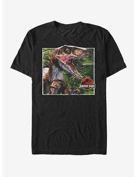Jurassic Park Velociraptor Scene T Shirt by Hot Topic