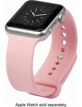 Sport Band Watch Strap For Apple Watch® 42mm   Pink by Next
