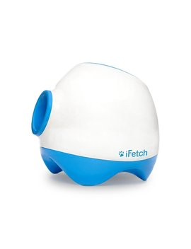 I Fetch Too Interactive Ball Launcher For Dogs – Launches Standard Tennis Balls, Large by I Fetch