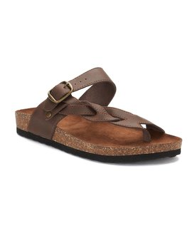 Sonoma Goods For Life™ Maurine Women's Leather Sandals by Kohl's