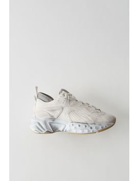 Technical Sneakers White by Acne Studios