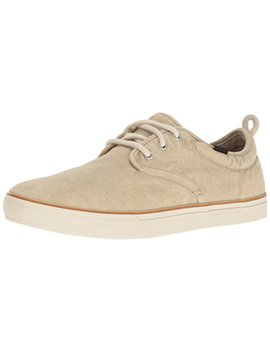 Sanuk Men's Guide Plus Washed Sneaker by Sanuk